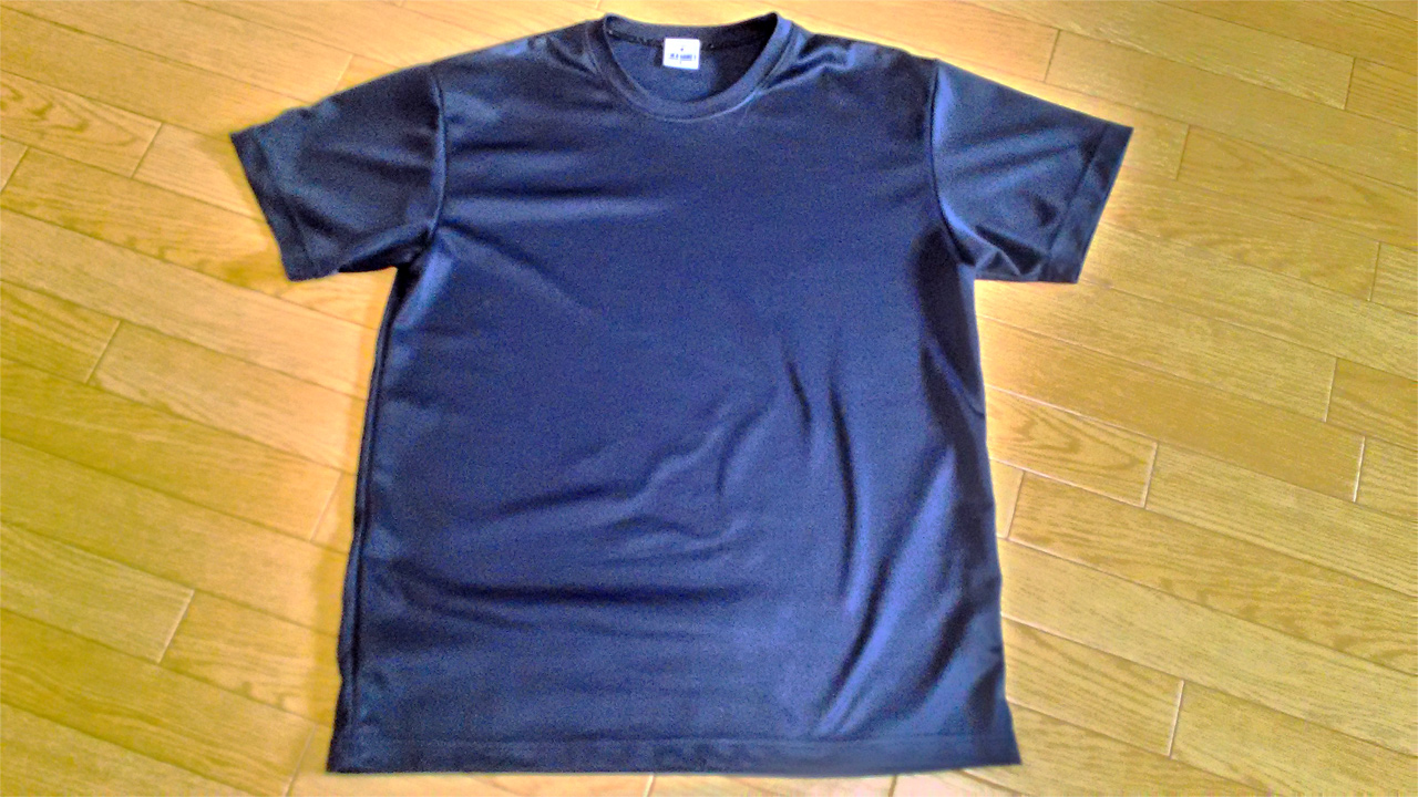 東和商事のクールマックスTシャツ画像