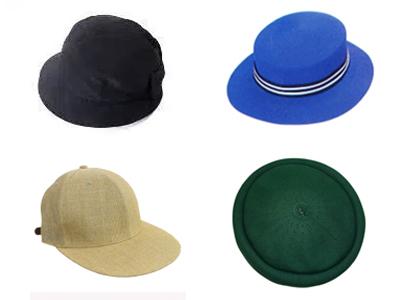 ヨシダ(フラミンゴ)帽子サンプル