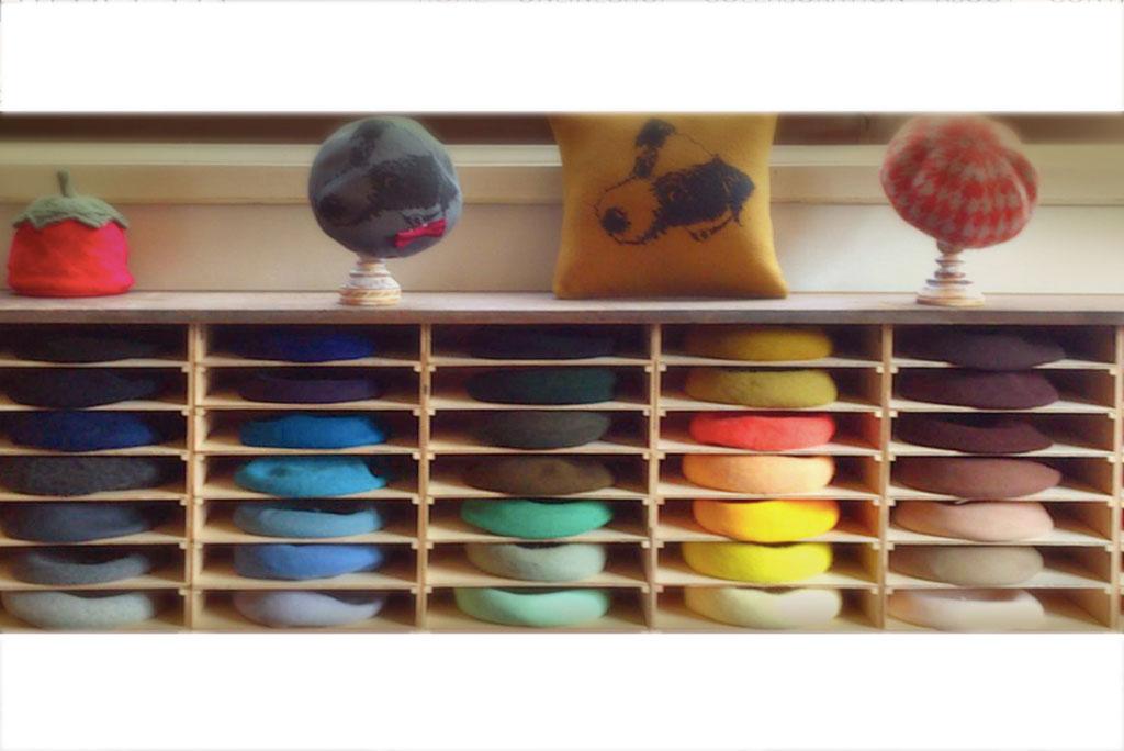 吉田帽子(フラミンゴ)画像