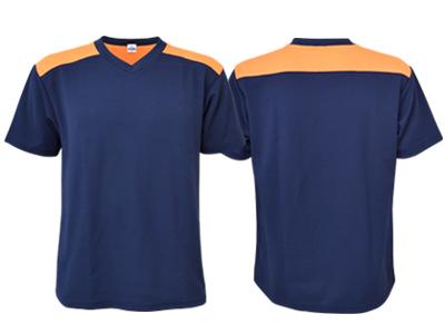 消防向け高耐久マッチングTシャツ特徴画像1